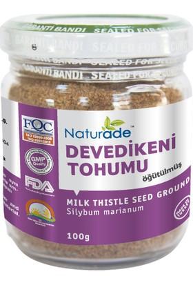 Naturade Öğütülmüş Devedikeni Tohumu 100 gr