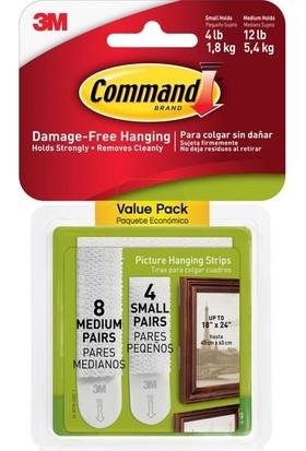 Command 17203 Küçük Ve Orta Cırt Bant Paketi