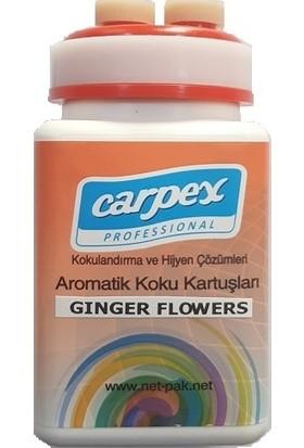 Carpex Ginger Flowers 125 ml Aroma E2 Power Makine Kokusu Ev Tipi