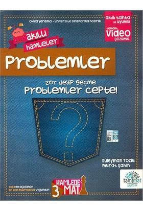 Tammat Yayıncılık 3 Hamlede Mat Problemler Cepte
