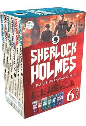 Sherlock Holmes Seti 6 Kitap- Sir Arthur Conan Doyle