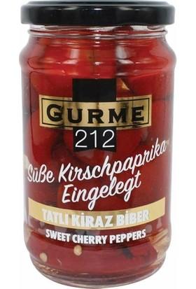 Gurme212 - Tatlı Kiraz Biber Turşusu 310 gr
