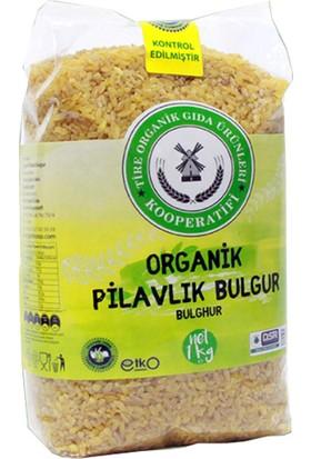 Tire Organik Kooperatifi Organik Pilavlık Bulgur 1 kg