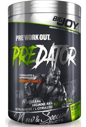 Bigjoy Pre Workout Predator 510 Gr Watermelon