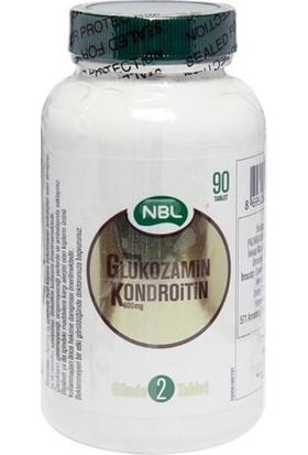 Nbl Glukozamin Kondroitin 90Tablet