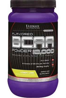 Flavored Bcaa Powder 12000 Lemon Lıme 457Gr.