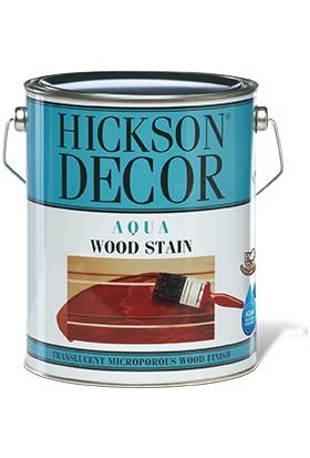 Hıckson Decor Aqua Wood Stain 2,5 Lt Olive