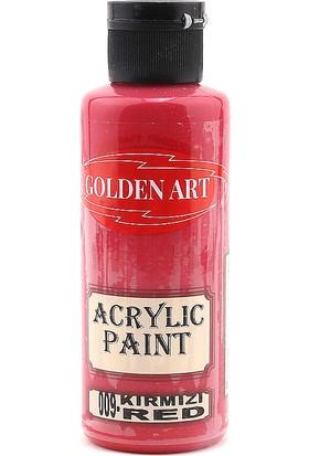 Golden Art Akrilik Boya 130 Cc Kırmızı 009