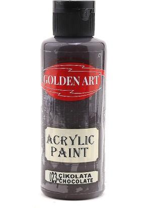 Golden Art Akrilik Boya 130 Cc Çikolata 023