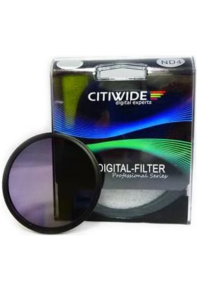 Citiwide 77Mm Doğal Yoğunluk Nd4 Filtre