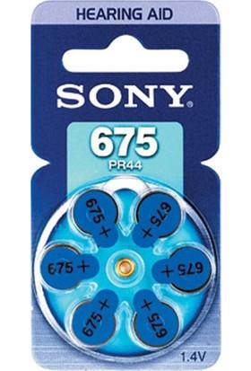 Sony Pr44 675 Numara İsitme Cihazı Pili
