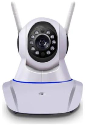 Veryfit HD 360 Derece Wifi IP Kamera Gece Görüş 2 Antenli Güvenlik ve Bebek İzleme Kamerası