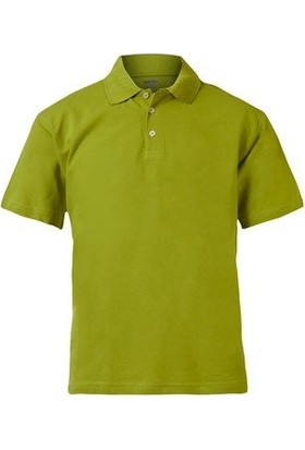 Lig Polo Kamp T-Shirt Yeşil