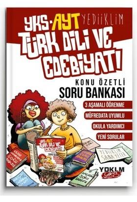 Yediiklim Yayınları AYT Türk Dili Ve Edebiyatı Konu Özetli Soru Bankası