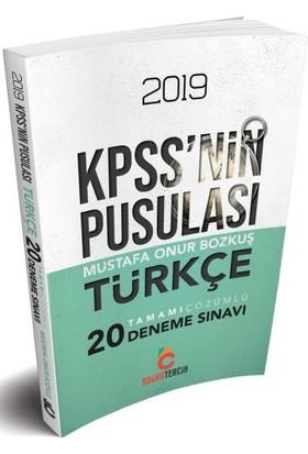Doğru Tercih Yayınları 2019 KPSS nin Pusulası Türkçe Çözümlü 20 Deneme