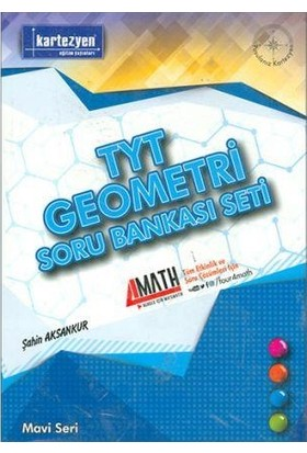 Kartezyen Yayınları Tyt Geometri Soru Bankası Seti