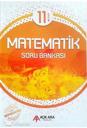 Açık Ara Yayınları 11. Sınıf Matematik Soru Bankası