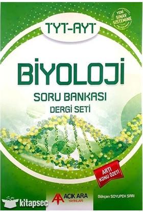 Açık Ara Yayınları Tyt-Ayt Biyoloji Soru Bankası Dergi Seti