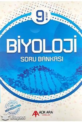 Açık Ara Yayınları 9. Sınıf Biyoloji Soru Bankası