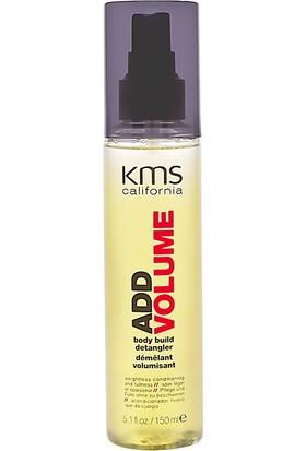 Kms California Add Vo'lume Body Build Detangler 150 ml