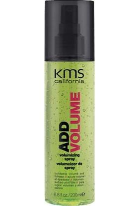 Kms California Addvo'lume Spray 200 ml
