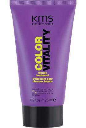 Kms California Color Vitality Blonde Treatment 125 ml