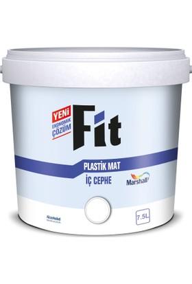 MARSHALL Fit Plastik Su Bazlı İç Cephe Duvar Boyası 7.5LT=10KG-Kokusuz-Kolay Uygulanr-Damlatma Yapmaz