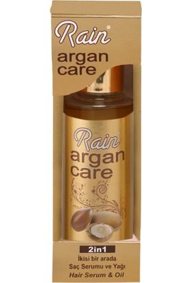 Rain Argan Care İkisi Bir Arada Saç Serumu ve Yağı 125 ml