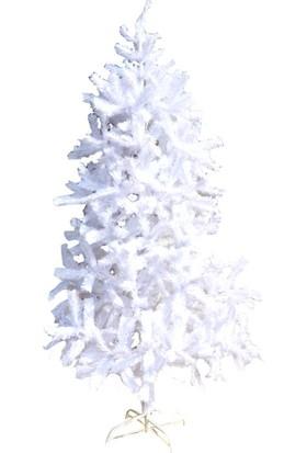 Cansüs 180 cm Yılbaşı Yapay Çam Ağacı Beyaz