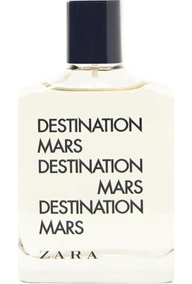 Zara Destination Mars EDT 100 ml Erkek Parfüm
