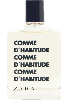 Zara Comme D'Habitude EDT 100 ml Erkek Parfüm