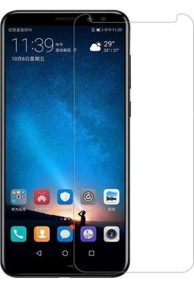 Engo Huawei Mate 10 Lite Ekran Koruyucu Nano Cam İnce Esnek 9H Temperli Campet Ekran Koruyucu