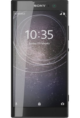 Dafoni Sony Xperia XA2 Ultra Slim Triple Shield Ekran Koruyucu