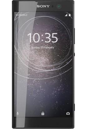Dafoni Sony Xperia L2 Slim Triple Shield Ekran Koruyucu