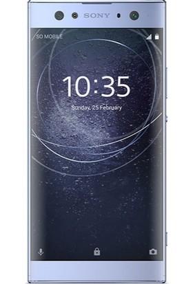 Eiroo Sony Xperia XA2 Ultra Tempered Glass Cam Ekran Koruyucu