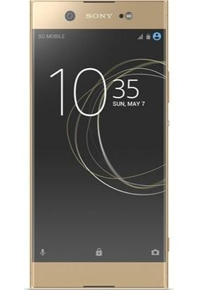 Eiroo Sony Xperia XA1 Plus Tempered Glass Cam Ekran Koruyucu
