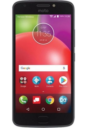 Eiroo Motorola Moto E4 Tempered Glass Cam Ekran Koruyucu