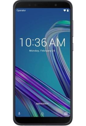 Dafoni Asus Zenfone Max Pro Zb602Kl Tempered Glass Premium Cam Ekran Koruyucu
