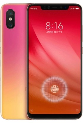 Dafoni Xiaomi Mi 8 Ön + Arka Darbe Emici Full Ekran Koruyucu Film