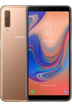 Dafoni Samsung Galaxy A7 2018 Ön + Arka Darbe Emici Full Ekran Koruyucu Film