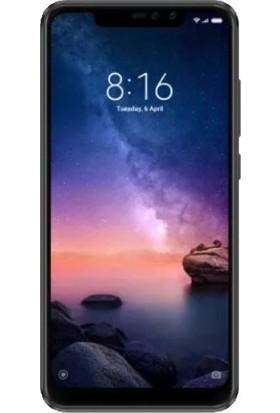 Eiroo Xiaomi Redmi Note 6 Pro Tempered Glass Cam Ekran Koruyucu