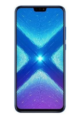Eiroo Honor 8X Tempered Glass Cam Ekran Koruyucu