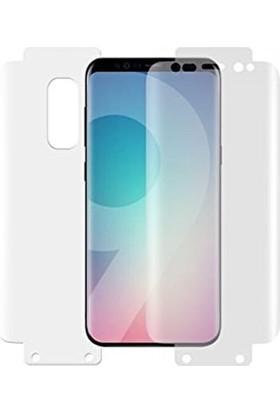 AkseStore Samsung S9 Ekran Koruyucu Cam Ve Uv Kit Paketi