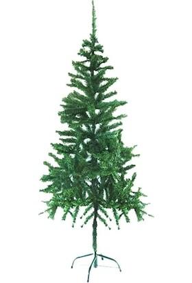 PartiniSeç 150 cm Yılbaşı Çam Ağacı, Yeni yıl Ağacı Süsleme Noel