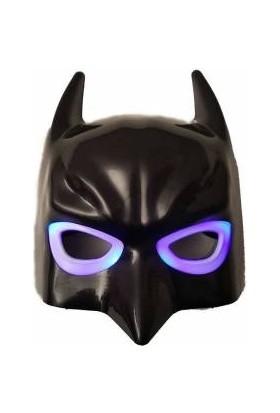 PartiniSeç Batman Işıklı Maske Doğum Günü Maskesi Ucuz