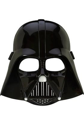 PartiniSeç Star Wars Darth Vader Siyah Maske Erkek Çocuk