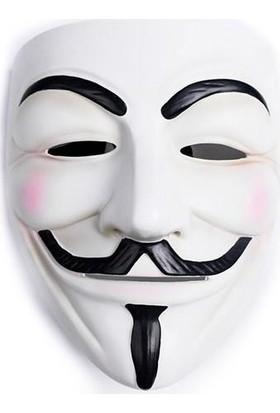 PartiniSeç V For Vandetta, Wanted Maske Kostüm Partisi, Şaka Malzemesi