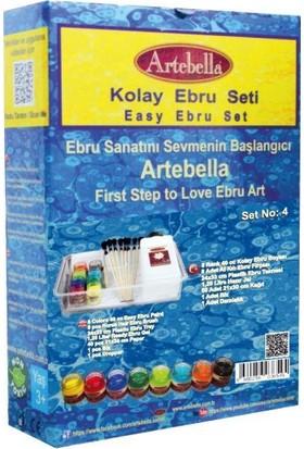 Artebella Kolay Ebru Seti No-4