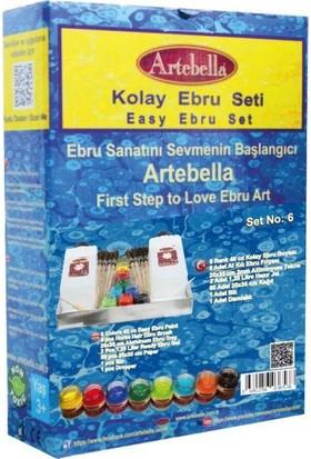 Artebella Kolay Ebru Seti No-6