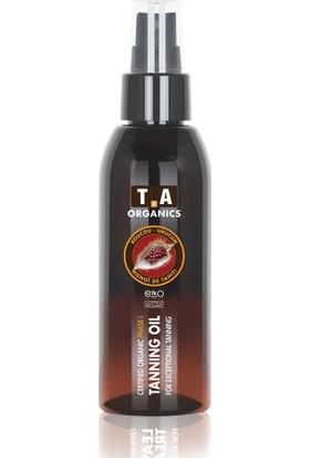 Tca Organics Roucou Tanning Oil Bronzluk Yağı 120 ml